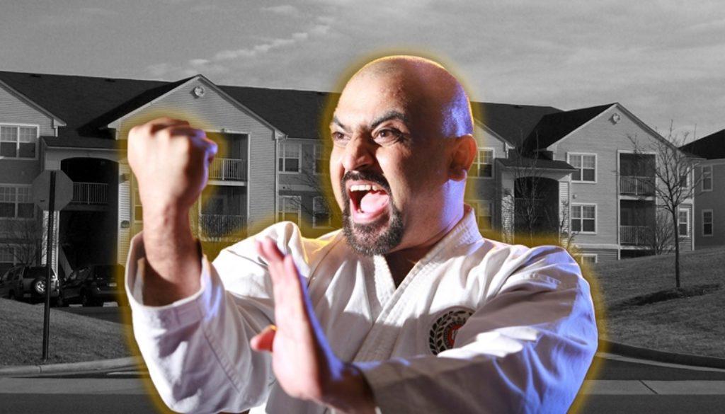 Apartment Complex Fight Investigation