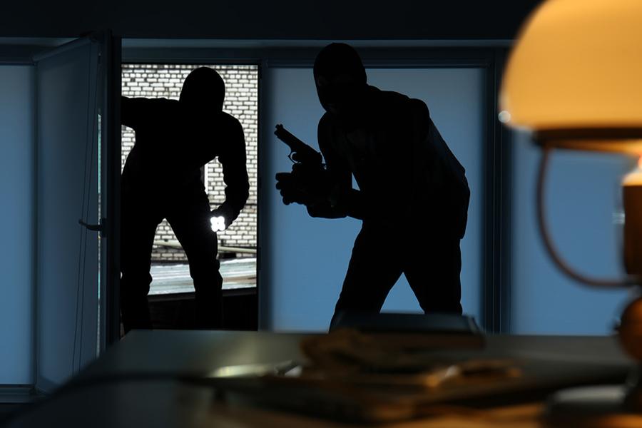 A Case of Corporate Burglary: An Inside Job