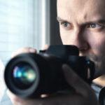 surveillance agent - private eye